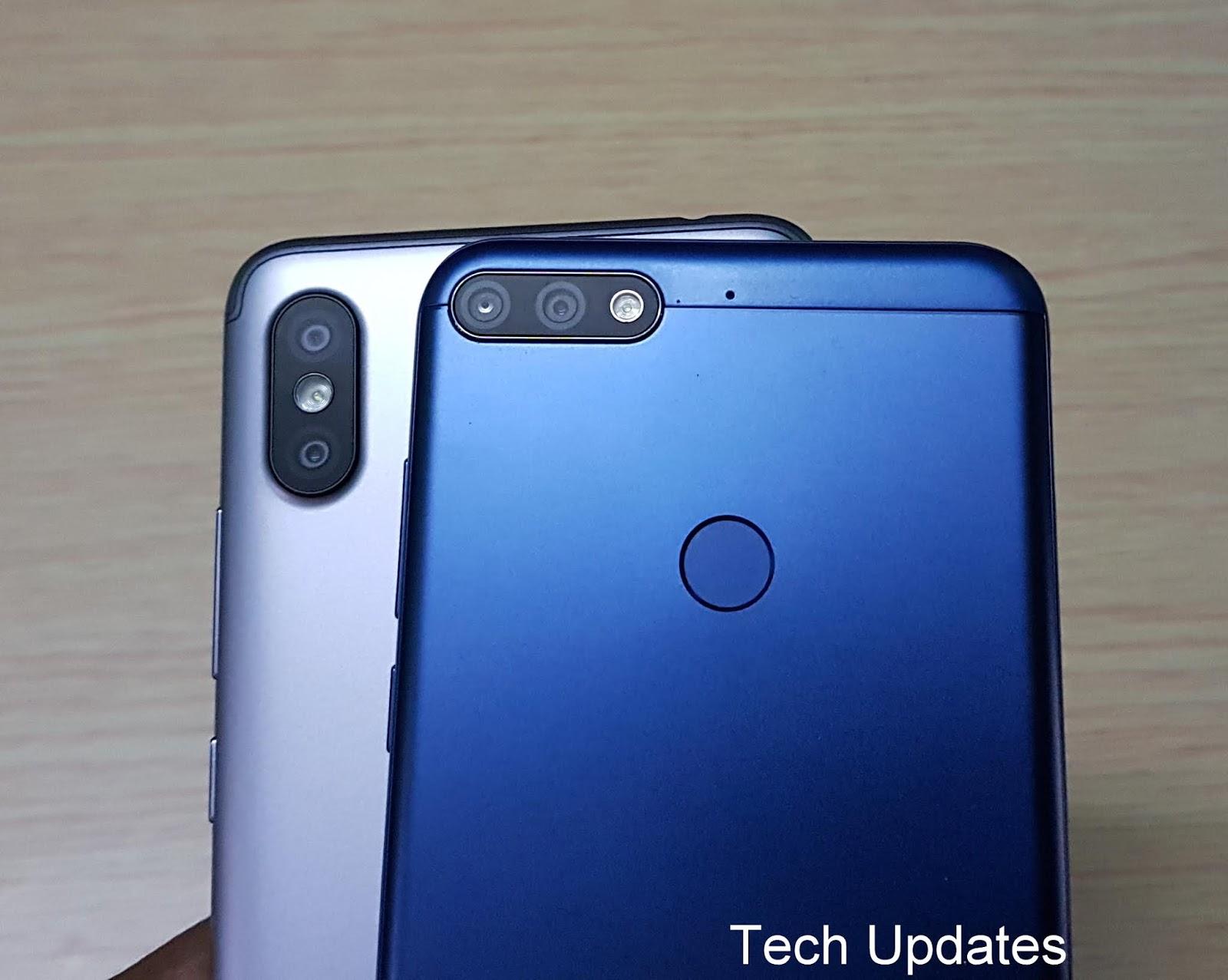 Xiaomi Redmi Y2 Vs Honor 7c Camera Comparison Tech Updates