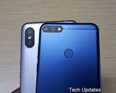 Xiaomi Redmi Y2 vs Honor 7C Camera Comparison