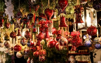 Wallpaper: Welcome to Christmas Market