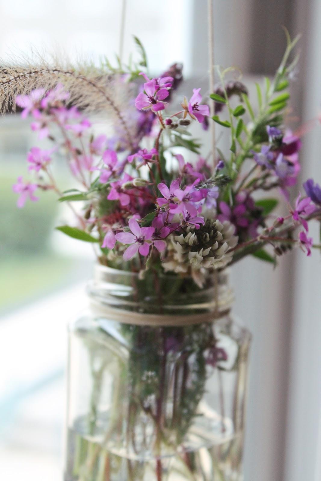Kristen Roberts Photography Wildflower Bouquets