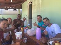 Pesca Submarina Torneios por Equipes