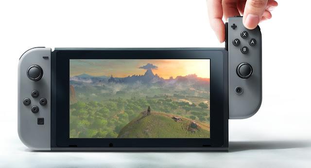 Se especula que hasta el año que viene no tendremos más noticias de Nintendo Switch
