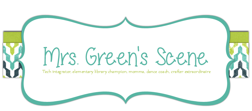 Mrs. Green's Blog