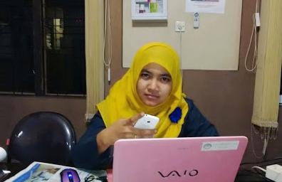 Inspiring Riau JOS!* Pembaca berita terbaik tingkat nasional