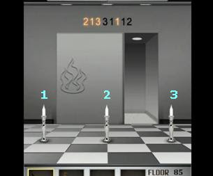 Hint 100 Floors Level 85 Iphone Game