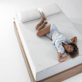 all-new ergoflex king memory foam mattress