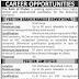 The Bank Of Khyber (BOK) Pakistan Jobs