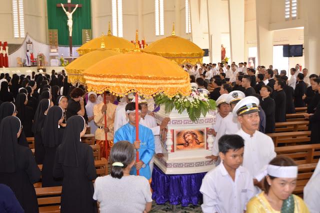 Thánh Lễ an táng Cha Phêrô Bùi Thanh Xuân - Gp Vĩnh Long - Ảnh minh hoạ 14