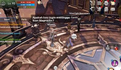 Cara Cepat Mendapatkan Monster Codex di Line Age 2 Revolution
