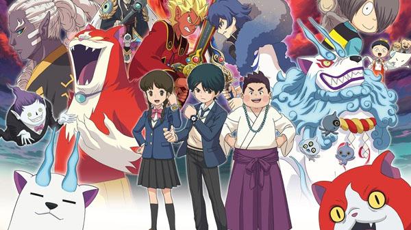 Se anuncia Yo-Kai Watch 4 para Nintendo Switch