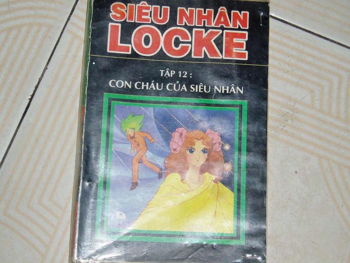 Siêu nhân Locke vol 12 trang 1