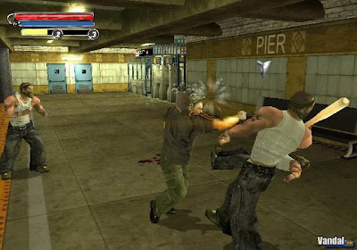 Final Fight: Streetwise (PS2) 2006