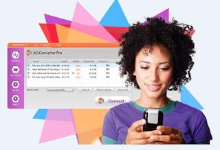 من, أفضل, وأسرع, برامج, تغيير, صيغ, الفيديو, والصوت, ALLConverter, اخر, اصدار