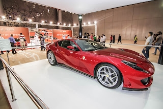 Ferrari 812 Superfast at Qatar Motor Show 2017