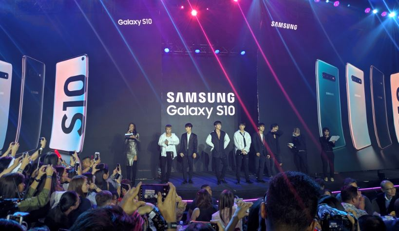 Samsung officially launches Galaxy S10 in the Philippines