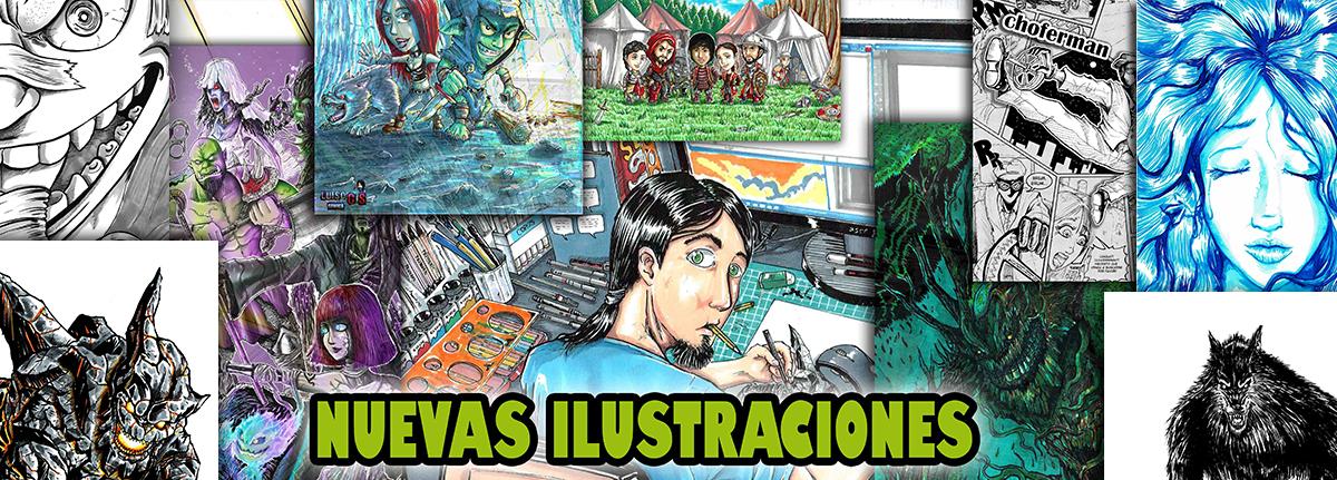 Nuevas Ilustraciones