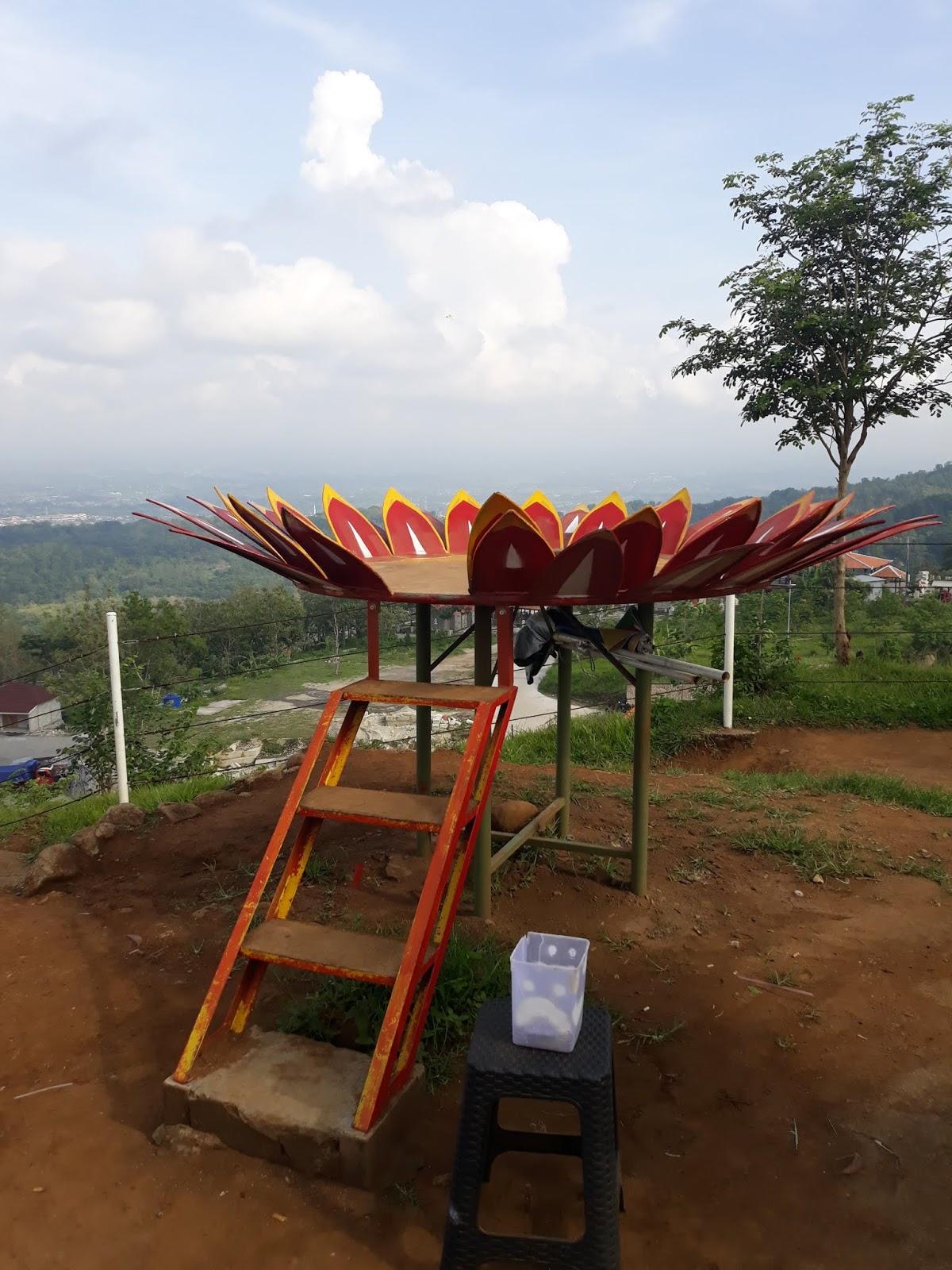 Wisata Alam Tebing Breksi, Desa Sambirejo, Kecamatan ...