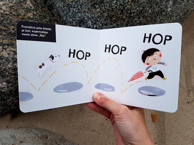 Marta Galewska-Kustra- Joanna Kłos - Co robi Pucio - Pucio zabawy gestem i dźwiękiem - książeczki dla dzieci - książeczki logopedyczne - ćwiczenia logopedyczne dla dzieci