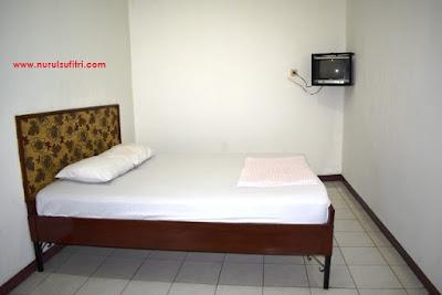 tempat tidur kasur ukuran queen di hoel sari ambarawa nurul sufitri