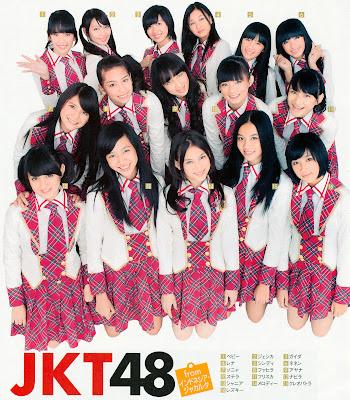 Jkt48 Seragam SMP