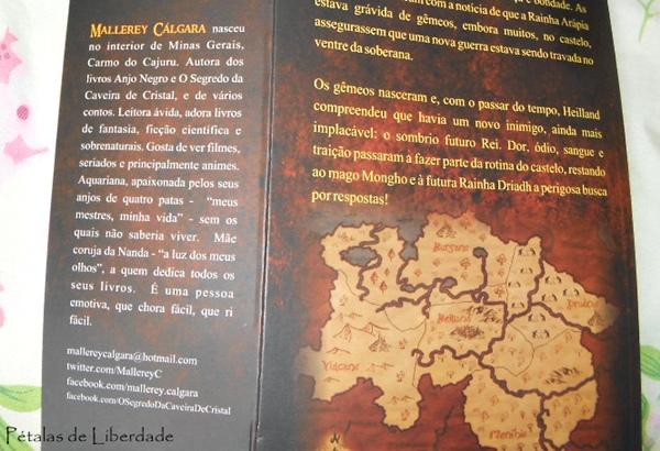Mallerey-Cálgara, livro