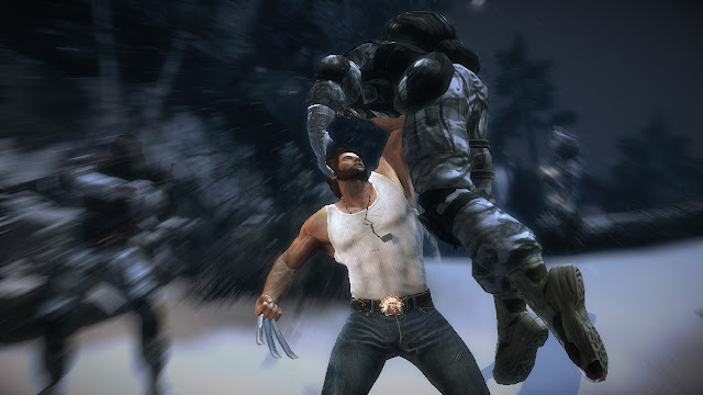 X-Men Origins Wolverine PC Free Download Screenshot 1