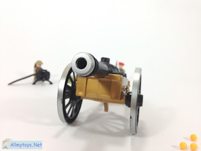 Old days cannon toy 1