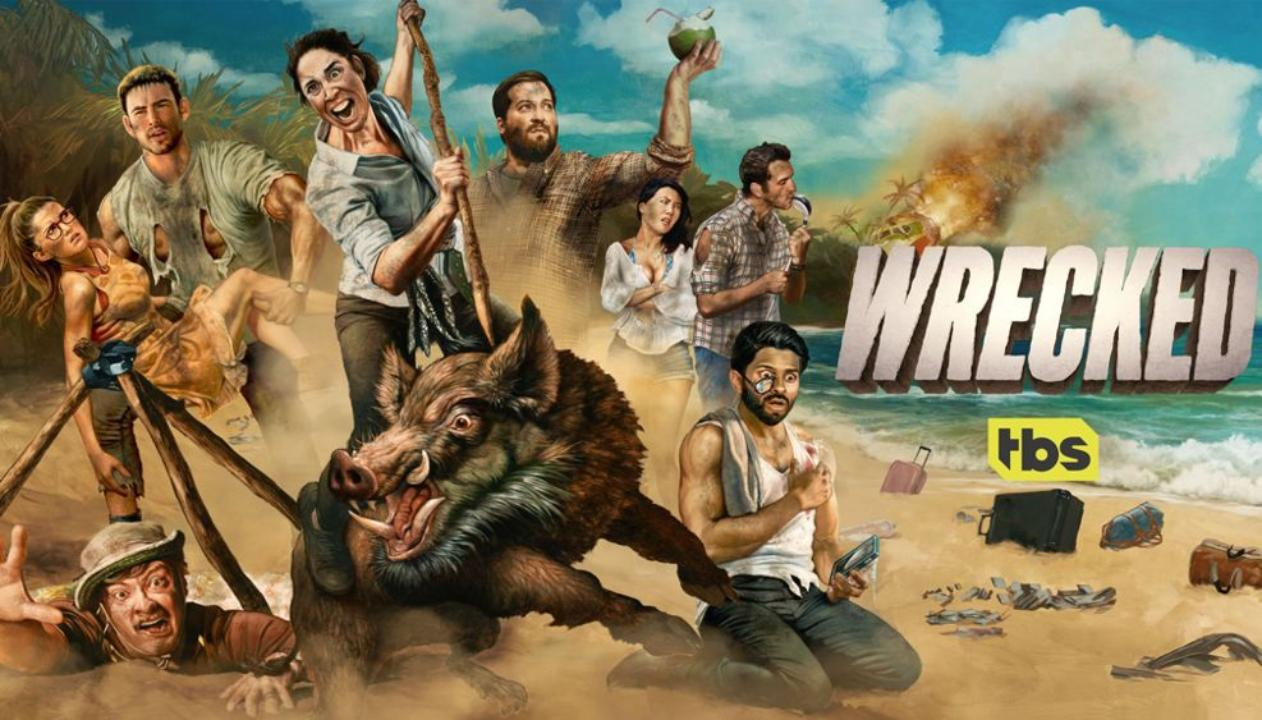 Wrecked: 3×2