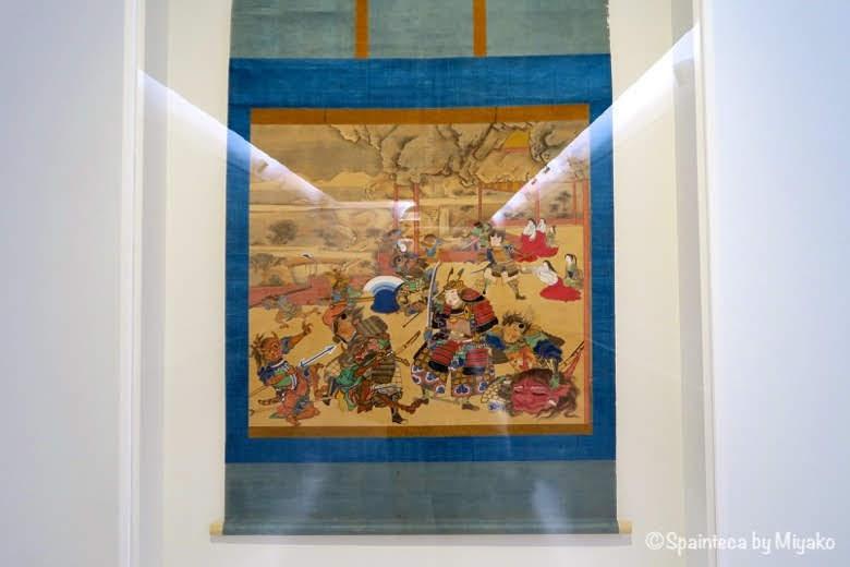 マドリードで鑑賞する日本の妖怪と侍《Yokai: Iconografía de lo fantástico》