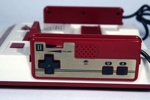 Famicom (Botones Cuadrados)