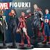 Marvel: Figurki postaci filmowych wystartowała... z problemami!