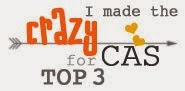 Top 3 at Crazy for CAS