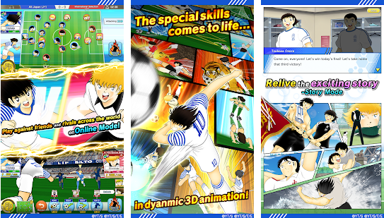 Captain Tsubasa: Dream Team Mod Apk Latest