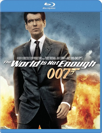 The World Is Not Enough 1999 Dual Audio Hindi 720p