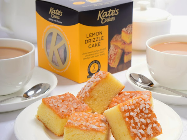 Win Afternoon Tea Set And Some Delicious Kate's Cakes