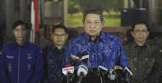 sorotan SBY