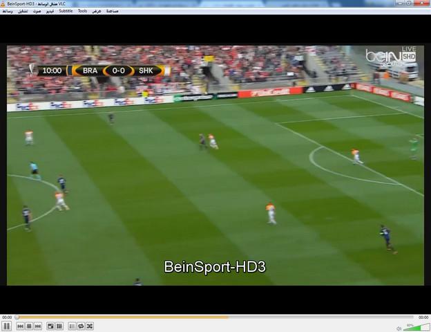 IPTV beIN Sport, Nile, OSN, ART, SKY 14/12/2016