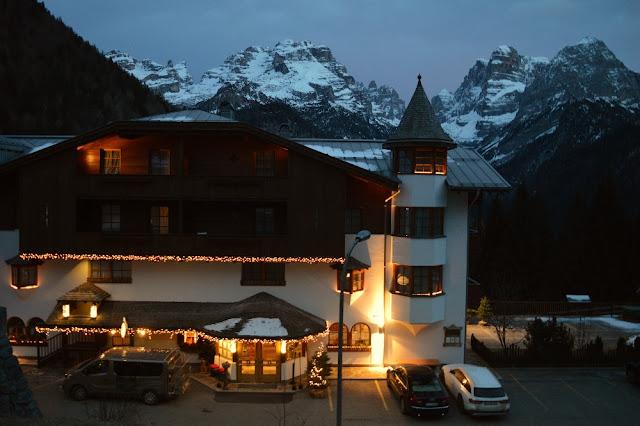hotel 4 stelle madonna di campiglio hermitage