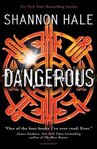 http://jesswatkinsauthor.blogspot.co.uk/2014/07/review-dangerous-by-shannon-hale.html