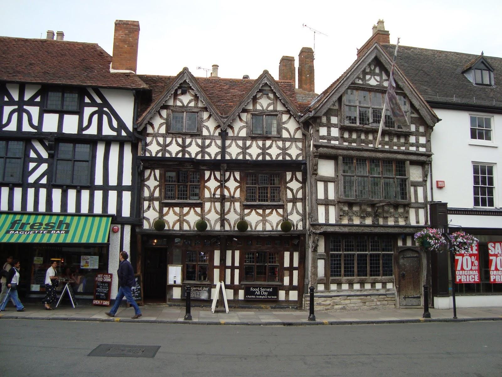 historic building in stratford