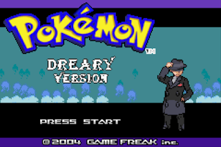 pokemon dreary