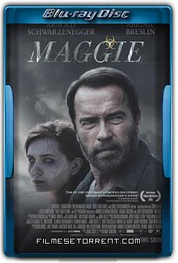 Maggie - A Transformação Torrent 2016 720p e 1080p BluRay Dual Áudio
