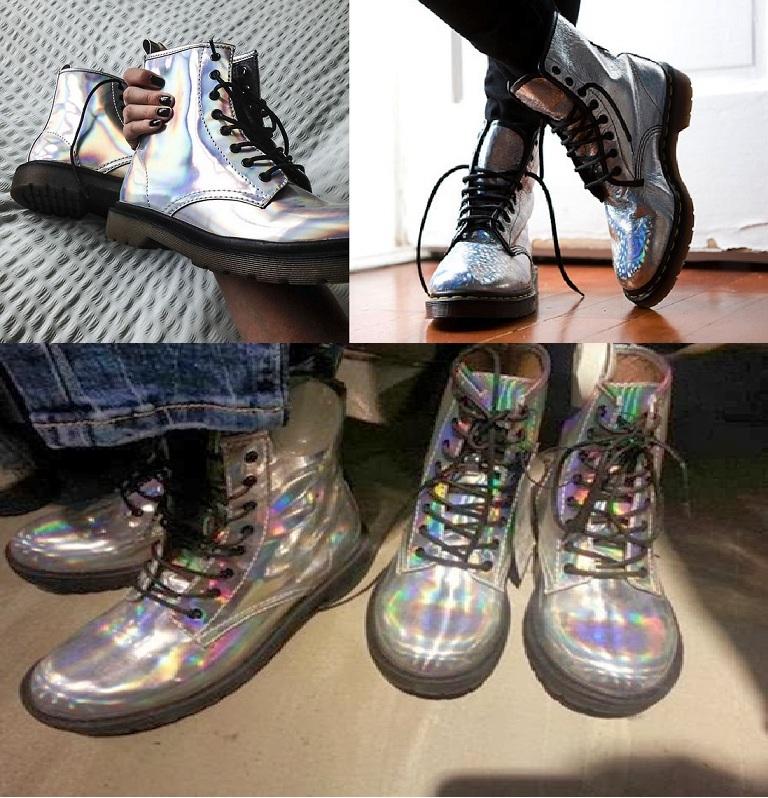 f95d29a4f5092 Roupas com Estampa Holográfica - Como usar  + Inspirações!