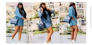 Mama Twins Funke Akindele Slays In New Photos