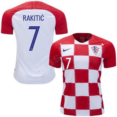 Jersey Kroasia New 2018