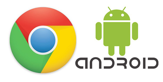 Android Telefonda Chrome Tarayıcıda Ana Sayfa Ayarı