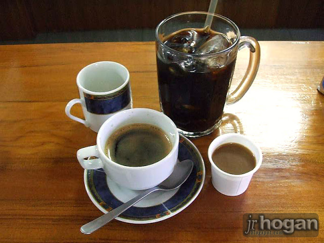 Sabah Tenom Coffee