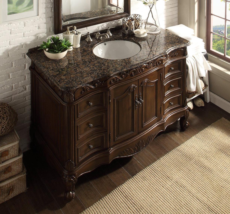 Discount bathroom vanities - Discount granite bathroom vanity tops ...