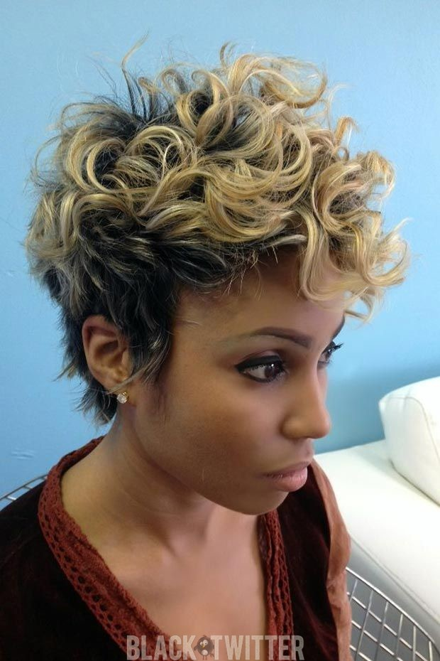 beautiful black woman blonde hair
