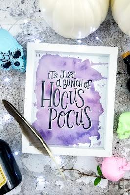 Hocus Pocus printable decor
